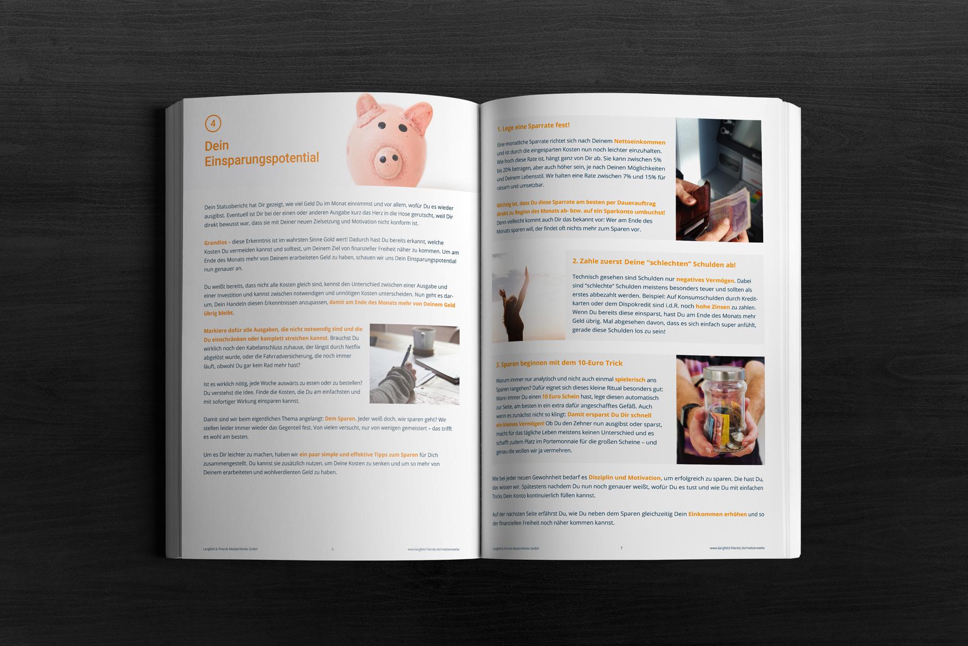 Langfeld & Friends eBook Design