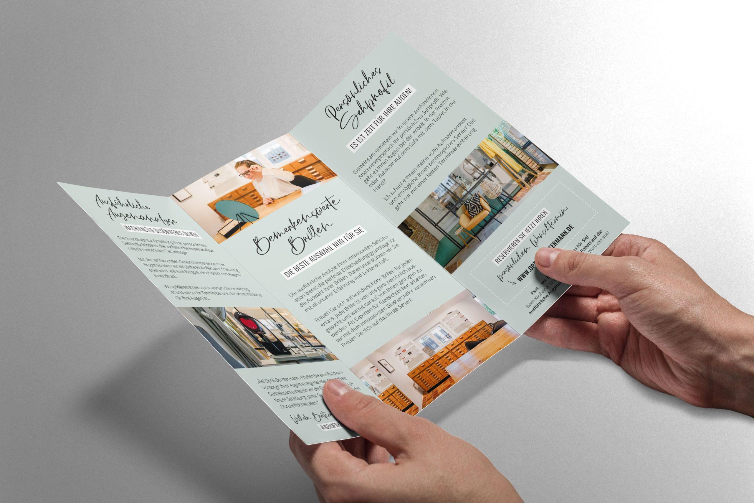 Flyer-Design aus Bad Essen