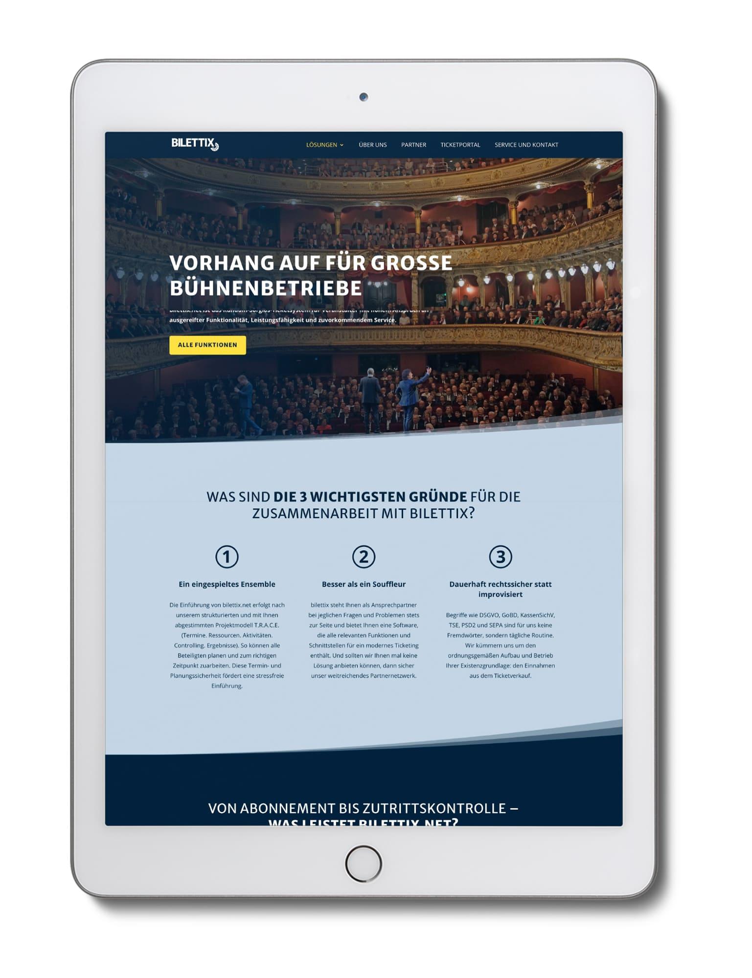 Webdesign aus Bad Essen