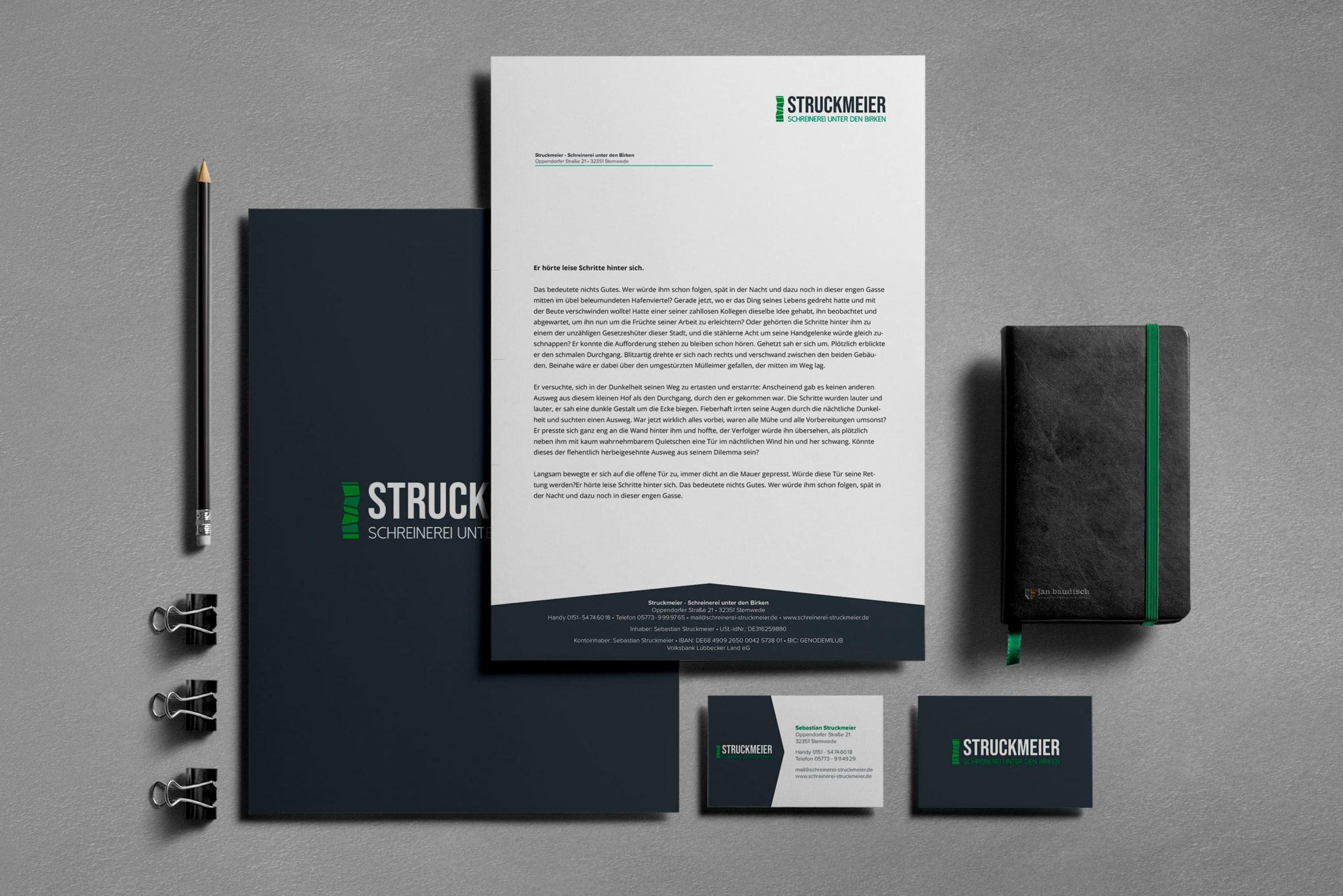 Referenzen Design Schreinerei Struckmeier
