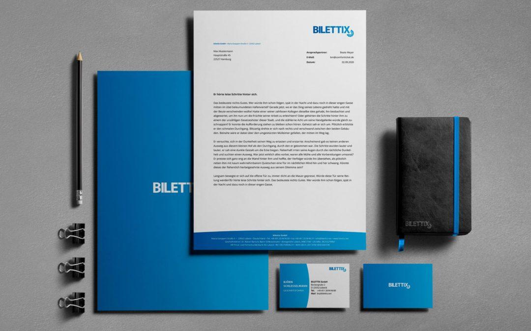 Design bilettix
